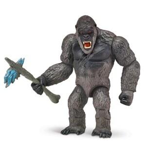 Monsterverse Godzilla vs Kong King Kong mit Axt ca. 15 cm