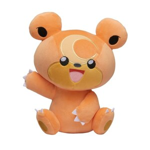Pokémon Teddiursa Plüsch ca. 20 cm