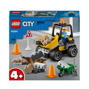 LEGO City 60284 Baustellen-LKW
