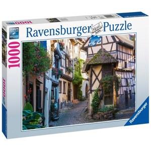 Eguisheim im Elsass 1000 Teile