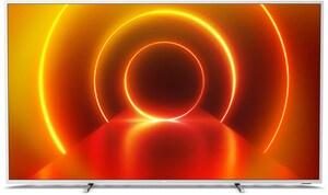 "70PUS7855/12 178 cm (70"") LCD-TV mit LED-Technik hellsilber / A+"