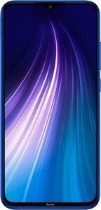 Redmi Note 8 (4GB+64GB) Smartphone neptune blue