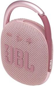 Clip 4 Bluetooth-Lautsprecher pink