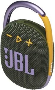 Clip 4 Bluetooth-Lautsprecher grün