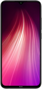 Redmi Note 8 (4GB+64GB) Smartphone moonlight white