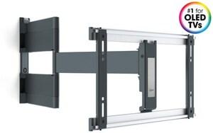 THIN 546 TV-Wandhalterung schwarz