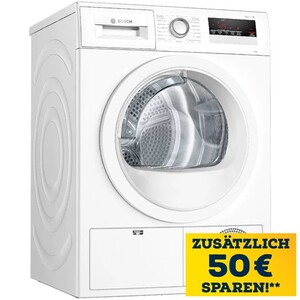 Bosch Wärmepumpentrockner WTH 85 V 90