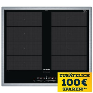 Induktionskochfeld Siemens EX 645 FXC 1 M iQ700