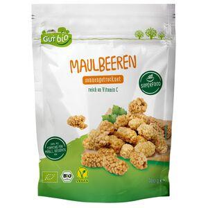 GUT bio Bio-Maulbeeren oder -Früchtemix 100 g