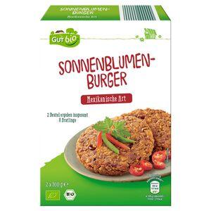 GUT bio Bio-Sonnenblumenburger 200 g