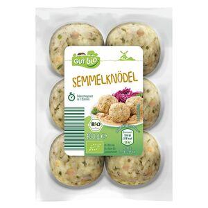 GUT bio Semmelknödel oder Spinatknödel 400 g