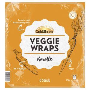 Goldähren Veggie Wraps 370 g