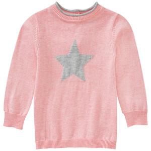 Baby Strickpullover mit Stern-Motiv
