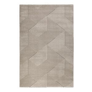 Esprit Webteppich 160/225 cm beige , Velvet Groove , Textil , Uni , 160x225 cm , für Fußbodenheizung geeignet, in verschiedenen Größen erhältlich, Fasern thermofixiert (heatset), lichtunempfindl