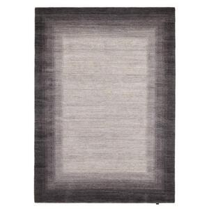 Musterring Orientteppich 70/140 cm dunkelgrau , Montana Meli , Textil , 70x140 cm , in verschiedenen Größen erhältlich , 005893001453