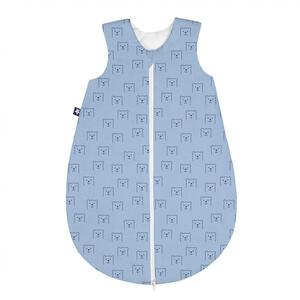 Zöllner Babyschlafsack , 9040910570 , Blau , Textil , Bär , 003309027311