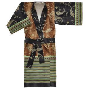 Bassetti Kimono grün , 9311577 Gradara , Textil , Ornament , 005639064005