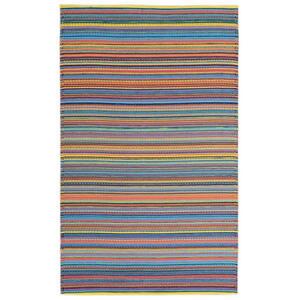 Ambia Garden Outdoorteppich uni , Madeira , Multicolor , Textil , 90x150 cm , Webstoff , beidseitig verwendbar, leicht zusammenrollbar , 006767008254