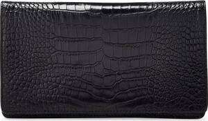 Abro, Clutch Cocco Mali Lux in schwarz, Clutches & Abendtaschen für Damen
