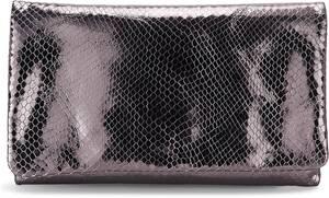 Abro, Metallic-Clutch in helles lila, Clutches & Abendtaschen für Damen