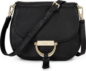 Abro, Umhängetasche Temi Small in schwarz, Umhängetaschen für Damen