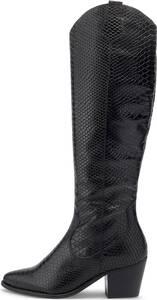 Another A, Fashion-Stiefel in schwarz, Stiefel für Damen