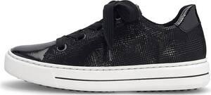 ara, Sneaker Courtyard Hs in schwarz, Schnürschuhe für Damen