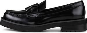Calvin Klein Jeans, Slipper Nickoll in schwarz, Slipper für Damen