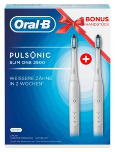 Oral-B Zahnbürste Pulsonic Slim 2900 ,  inkl. 2tem Handstück