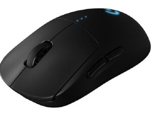 Logitech Gaming Maus G Pro ,  Wireless, kabellos, USB, schwarz