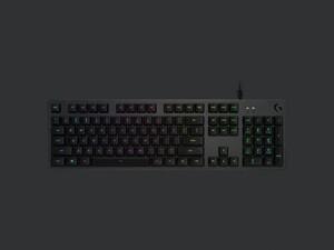 Logitech Gaming Tastatur G G512 ,  kabelgebunden, Beleuchtungssteuerung, carbon