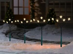 """TrendLine LED Gartenlichter Set 4-teilig """"20 LED, für den Außenbereich"""""""
