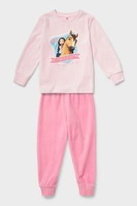 Spirit - Pyjama - Bio-Baumwolle - 2 teilig