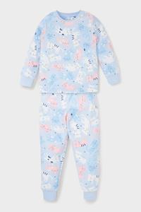 Pyjama - Bio-Baumwolle - 2 teilig