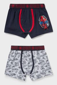 Spider-Man - Boxershorts - 2er Pack