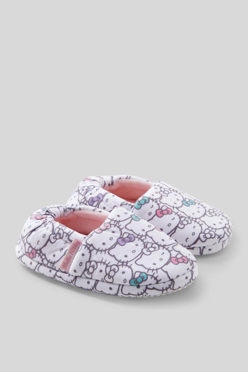 Bild 1 von Hello Kitty - Hausschuhe