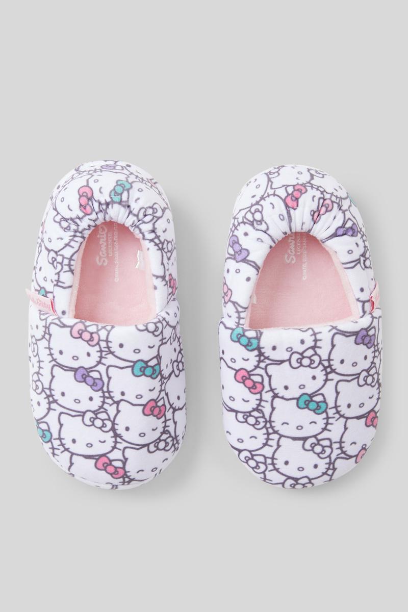 Bild 2 von Hello Kitty - Hausschuhe