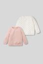 Bild 1 von Baby-Sweatshirt - Bio-Baumwolle - 2er Pack