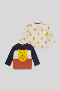 Winnie Puuh - Baby-Langarmshirt - 2er Pack