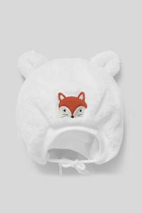 Baby-Fleece-Mütze