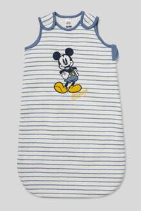 Micky Maus - Baby-Schlafsack - gestreift