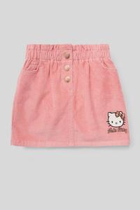 Hello Kitty - Cordrock - Glanz-Effekt