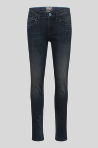 THE TAPERED JEANS - Jog Denim