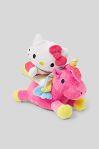 Hello Kitty - Kuscheltier - Katze und Einhorn