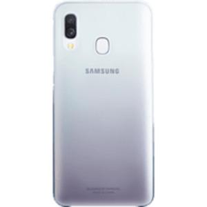 SAMSUNG EF-AA405 , Backcover, Samsung, Galaxy A40, Kunststoff, Schwarz