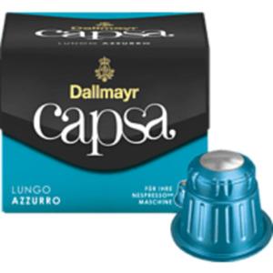 DALLMAYR Lungo Azzuro Kaffeekapseln (Nespresso)
