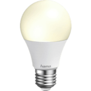 HAMA WiFi LED Lampe, Warmweiß bis Tageslicht