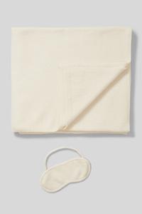 Set - Decke und Schlafmaske