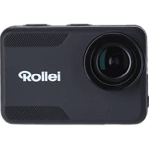 ROLLEI Actioncam 6s Plus Actioncam 4K (3840x2160/60/30fps) inkl. Fernbedienung, WLAN, Touchscreen
