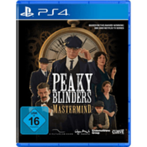 Peaky Blinders: Mastermind [PlayStation 4]